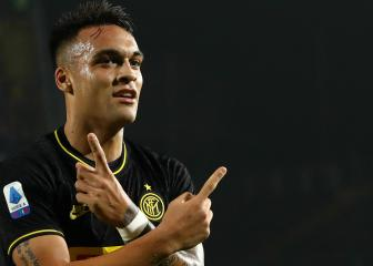 Barça eye Lautaro Martínez as Suárez replacement