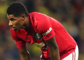 Rashford, Maguire and Lindelof all doubtful for Man United