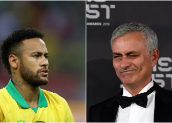 Neymar and Mourinho at Barcelona? I doubt it - Iniesta