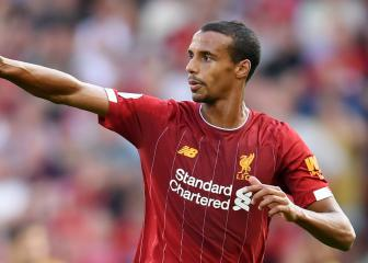 Joel Matip to miss Manchester City clash, Klopp confirms
