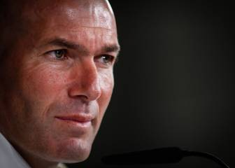 Zidane finds the right blend