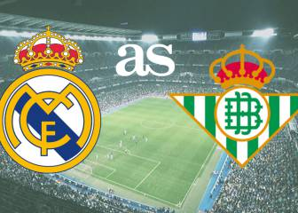 Real Madrid vs Real Betis: how and where to watch
