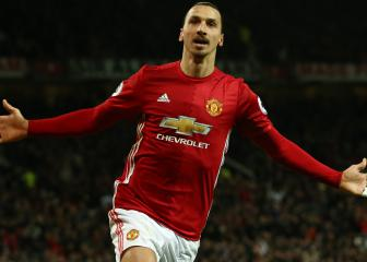 Ibrahimovic linked with shock Manchester United return