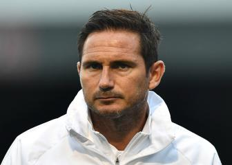 Chelsea boss Frank Lampard addresses Giroud dilemma