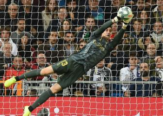 Real Madrid can't blame penalty decision, says Courtois