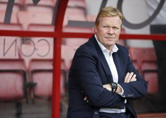 Koeman puts Barcelona dream on hold until after Euro 2020