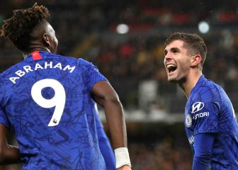 Abraham enjoying budding Pulisic partnership at Chelsea