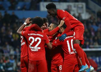Bayern to face Hoffenheim in German Cup Round of 16