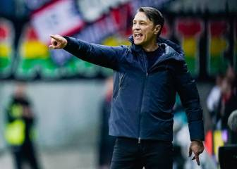 Bayern Munich part company with Niko Kovac