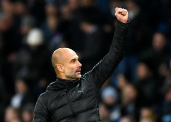Guardiola plays down importance of Anfield clash
