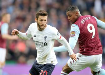 Klopp praises 'brilliant' Lallana for taking Liverpool chances