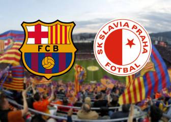 Barcelona vs Slavia Prague: how and where to watch