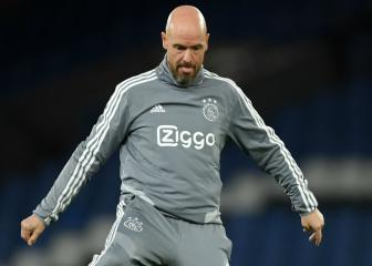 Ten Hag rules out Bayern return: