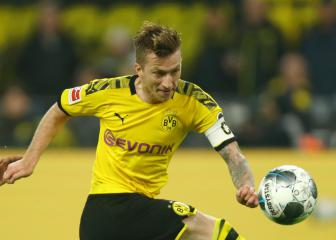 Reus after record, Liverpool's red-hot home form: UCL in numbers