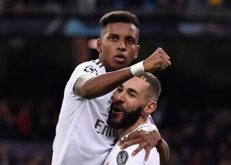 Rodrygo stars as Real Madrid thrash Galatasaray