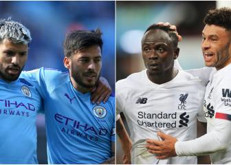 Liverpool vs Manchester City: head to head, stats, form...