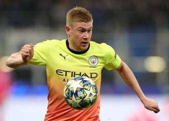 De Bruyne ready for raucous Anfield atmosphere