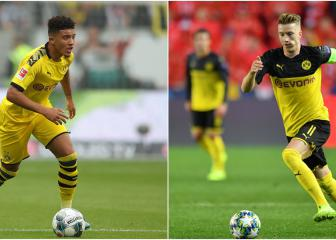 Sancho and Reus doubts for Saturday's 'Der Klassiker'