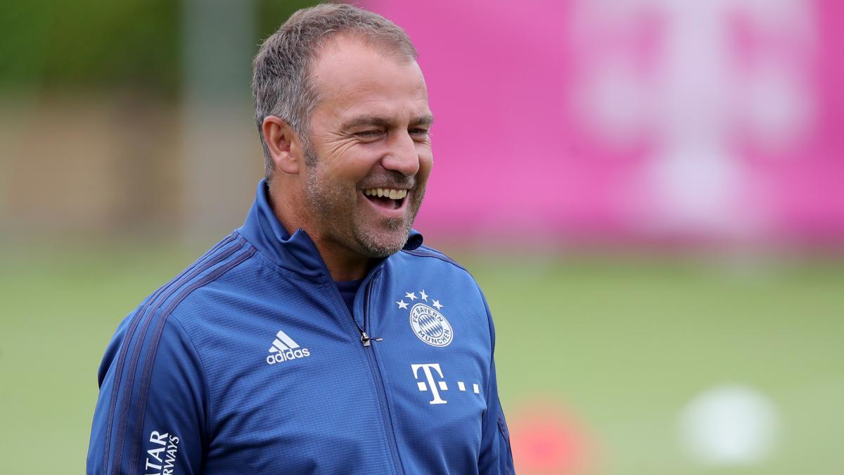 Bayern Munich: Flick only focused on Dortmund Klassiker