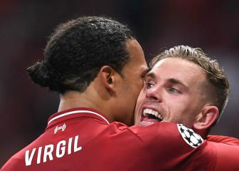 Van Dijk and Henderson declared fit for City showdown