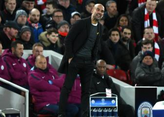 Guardiola: Liverpool the