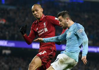 Fabinho: City clashes are not decisive for our title ambitions