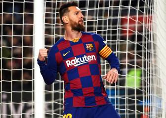 Messi equals Cristiano LaLiga hat-trick record