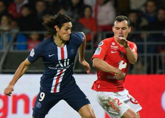 Tuchel warns Cavani over Icardi pressure at PSG
