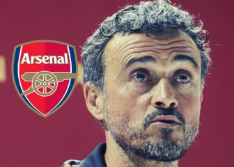 Luis Enrique contacted by Arsenal