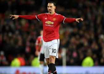 Zlatan linked with return to Old Trafford