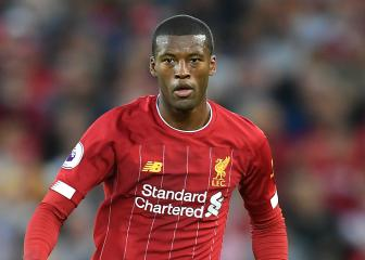 Wijnaldum urges Liverpool to learn from title disappointment