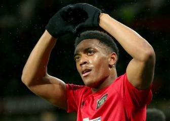 Manchester United: returning Martial crucial to improved form, says James
