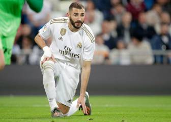 Deschamps responds to Zidane's call for Benzema's France re-inclusion