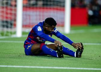 Ansu Fati: Spain's huge loss was Barcelona's very little gain