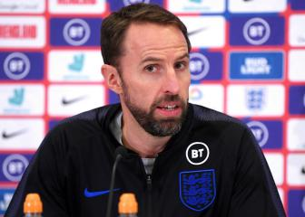 Leaks of Sterling-Gomez brawl worries England boss Southgate