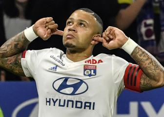 Man Utd have first dibs on Memphis Depay