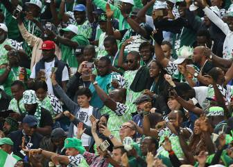 Despite early scare, 'Super Eagles' rally to secure maximum points