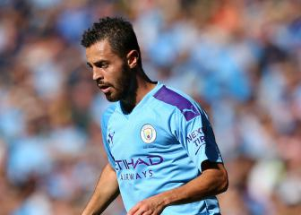 Manchester City's Bernardo Silva banned for Mendy tweet
