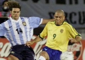 Brazil vs Argentina: all-time best combined XI