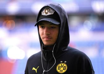 Clubs lining up as Sancho considers Dortmund future