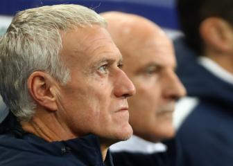 Deschamps not happy despite Euro 2020 qualification