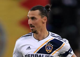 Ibrahimovic wants career finish in Serie A, says LA Galaxy boss