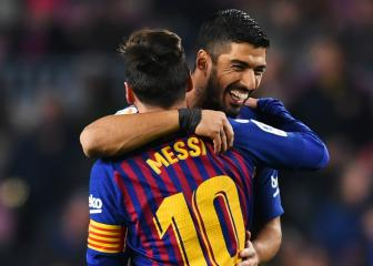Messi is the best and proves it every day - Suárez