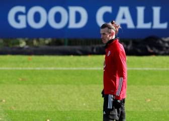 Bale starts for Wales 34 days after last game