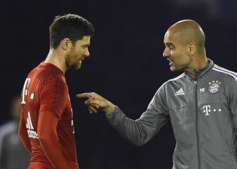 Alonso joined Bayern to 'find out Guardiola's secrets'