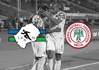 Lesotho vs Nigeria how and where to watch