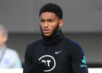 Sterling tweet brought closure to Gomez incident - Southgate