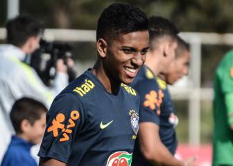 Real Madrid news in brief: Rodrygo, James, Odegaard...