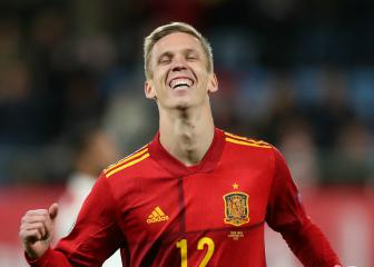 Dani Olmo leaves door open for Barcelona return