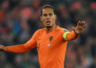 Van Dijk leaves Netherlands squad due to personal reasons